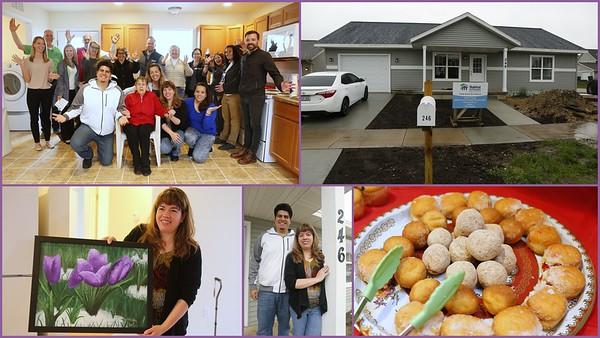 Luz's Family Home Dedication Celebration 05.21.2018