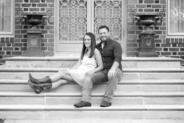 Chad & Ashley - Engaged