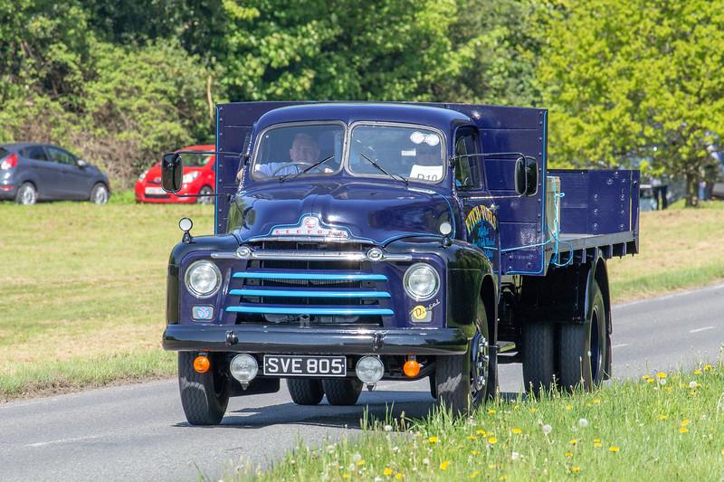 SVE805 1958 Bedford O6