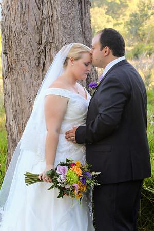 Chris and Megz Schmid Wedding