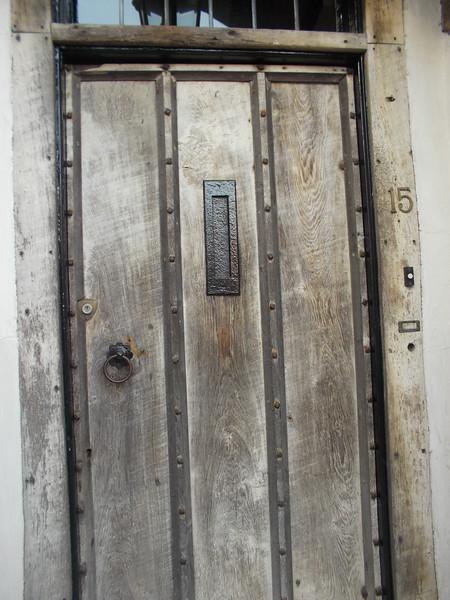 une vielle porte