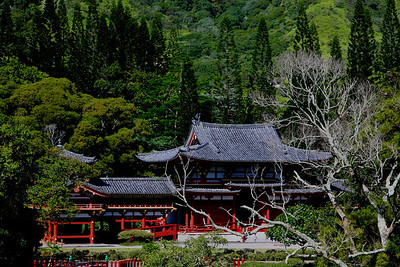 Hawaii: Byodo Inn