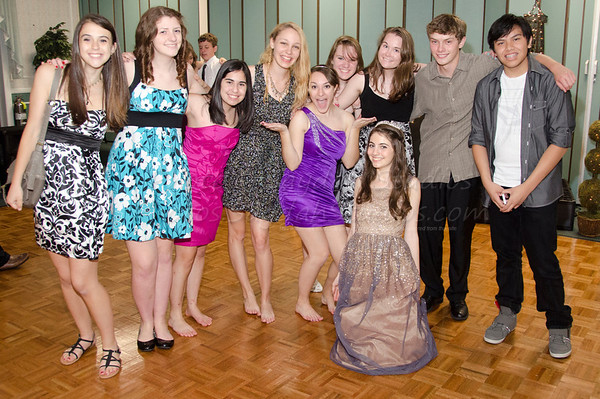 Mary Gabrielle's Sweet 16