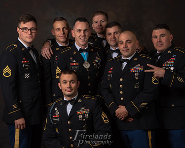 "Cleveland Battalion ""Rockstars"" Ball"