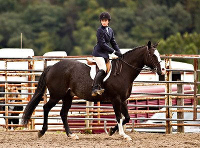 4H Districts 09/17/11 Hunter Hack Ponies