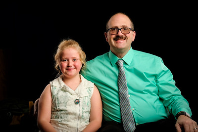 2018-04-07 Hebron Station School Father Daughter Dance