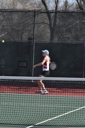 Tennis-Alyssa Helmink