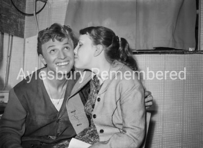 Tommy Steele, June 8th 1961