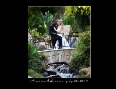 Andrea & Steven @ Arbor Terrace