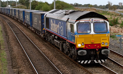 North west trains 2005-