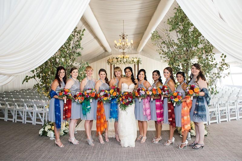 LeCapeWeddings Chicago Photographer - Renu and Ryan - Hilton Oakbrook Hills Indian Wedding -  306.jpg