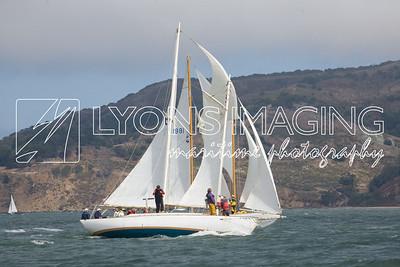 SFYC Great Schooner Race, 8/23/08