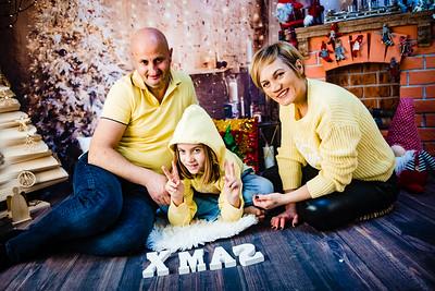 Carmen & family - Christmas 2020