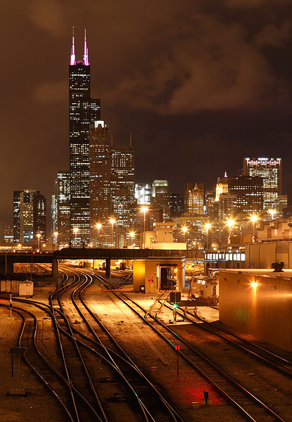 Amtrak Locomotive Shop - Chicago, IL