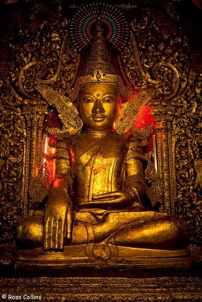 Shwe Kau Pagoda, Pakokku