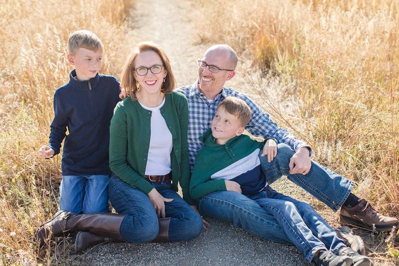 Wernick Family at Flatiron Vista