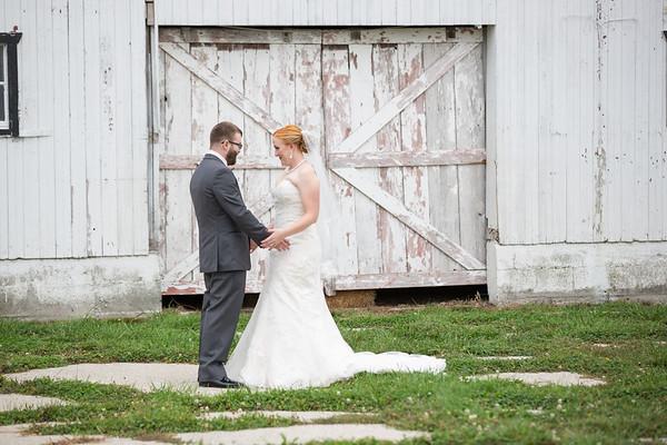 Stephanie Steve Wedding Photography RaOna Acres