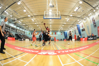 Basketball England National Trophy Final 2016