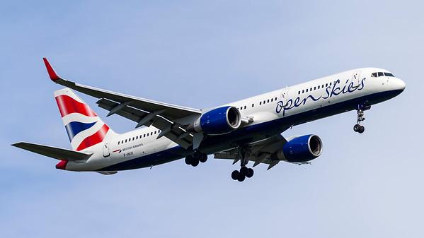 F-HAVI - Boeing 757-26D