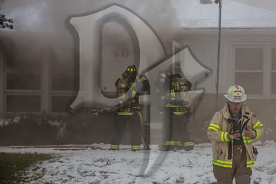 Fatal House Fire - Chili, NY