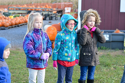 Heilman - 1st & 2nd Pumpkin Patch Field Trip