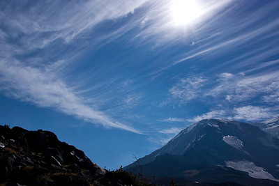 Mt. Adams Backpack, Sept., 2012