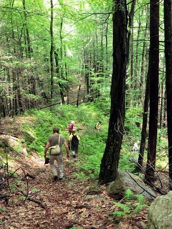 Mine Hole Hike Natl. Trails Day