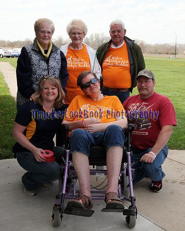Varsity / Edison -- Pre-game / ALS / Seniors