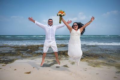 Rejane + Joacir - Wedding - Vidanta