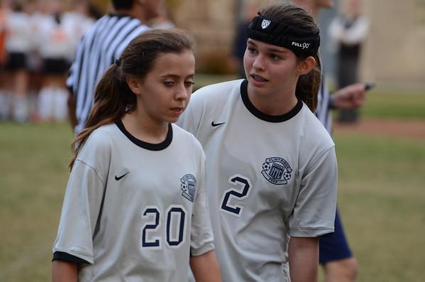 Prep Middle School Soccer 2013