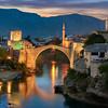 The Old City of Mostar    Herzegovina