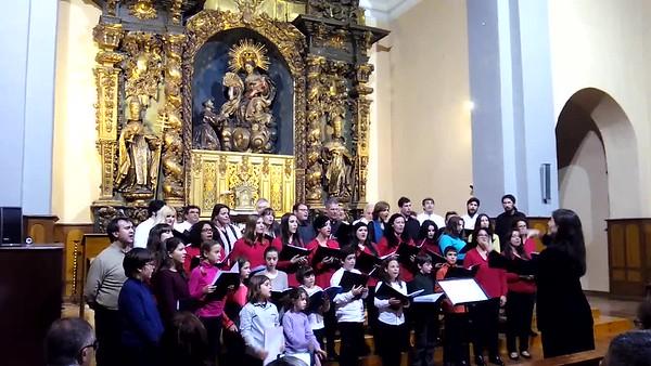 Concierto Iglesia del Carmen de Jaca