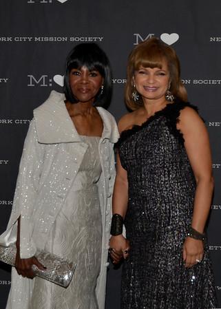 New York City Mission Society Bicentennial Gala, Dec 12, 2012