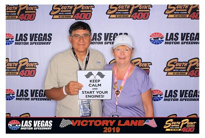 """South Point 400 """"Victory Lane"""" 2019"""