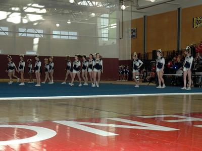 NE Cheerleading Championship