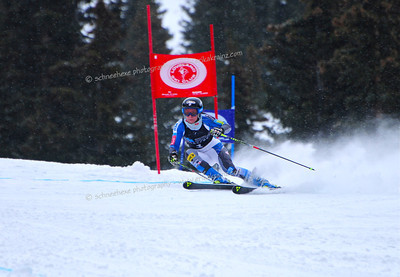 12-2-13 NorAm GS at Loveland - Run #1