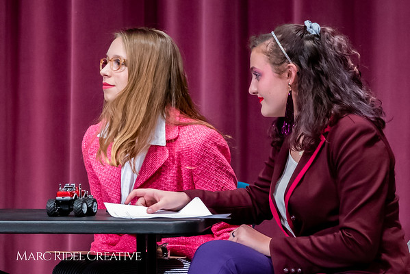 BroughtonStudent Directed One Acts. February 13, 2019. 750_6805