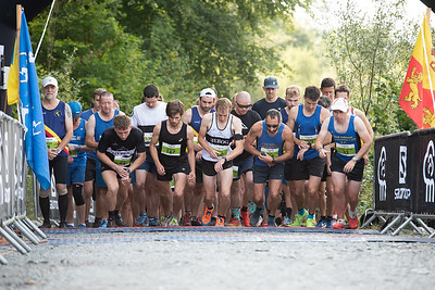 Trail 10K Wales - Start Pictures