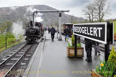 Welsh Highland Railway 2015