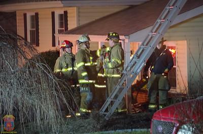 2017 - House Fire January 14, 2017