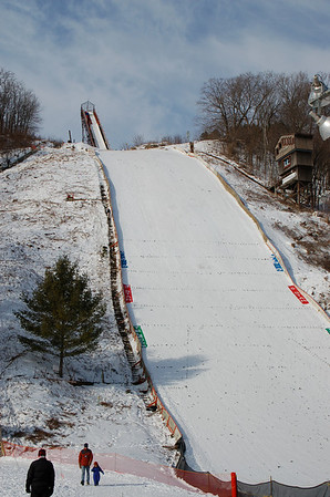 Westby - Big Hill - February 6, 2010