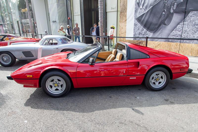 1981 Ferrari 308 GTSi - 38527, Magnum P.I. TV show car