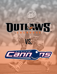 Cannons @ Outlaws (6/17/17)
