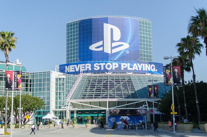 E3 2012 (West Hall, Convention Center)