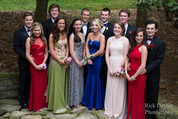 2014 Hampton HS Prom
