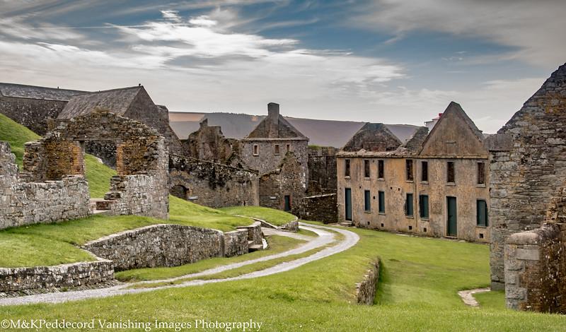 Charles Fort, Kinsale, Co Cork Ireland