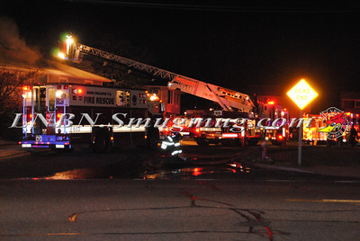 North Bellmore F.D. House Fire  Stacey Ct. 4-13-12