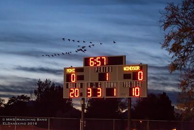 Football vs. Windsor