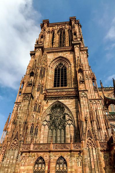 Strasbourg Cathedral de Notre-Dame