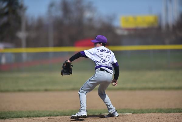 2019 Raven's Baseball games at Whitmore Lake